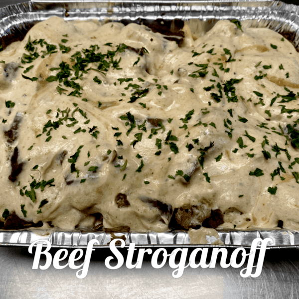 Beef Stroganoff from Momma Nonni Cooks